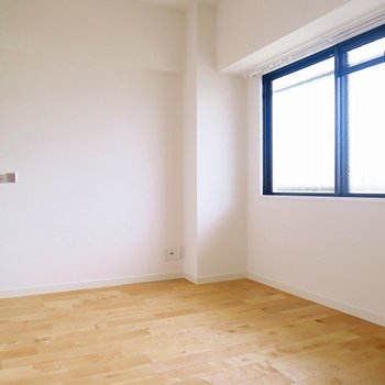 もう一つの個室はこんな感じ。 ※前回募集時の写真
