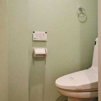爽やかなトイレには窓