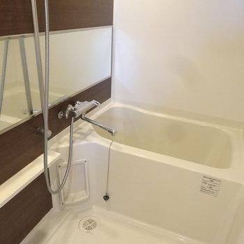 浴室も広め!※写真は同間取り別室です。