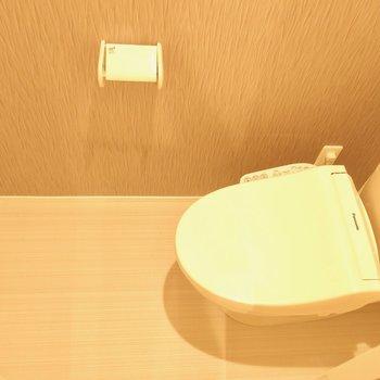 しっかり独立トイレ