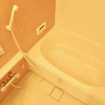 追い焚き&浴室乾燥機付き