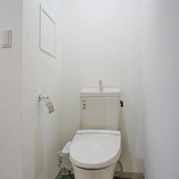 トイレは同室