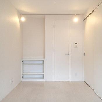 ミニマムなお部屋です。※写真は前回募集時のものです