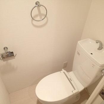 トイレもきれいに。※写真は前回募集時のものです