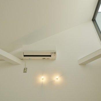 天井も高くて広く見えます◎※写真は前回募集時のもの