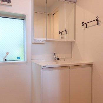 洗面台※写真は別部屋