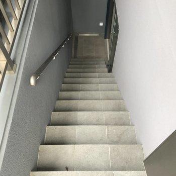 地下へ続く階段〜