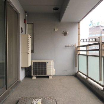 ゆったりあります!※写真は6階の同間取り別部屋のものです。