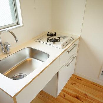 キッチンを新品に!※イメージ写真です