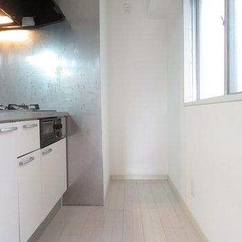 キッチンはしっかりとスペースが