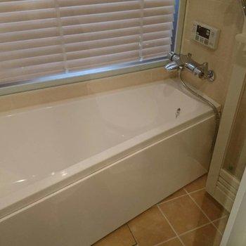 縦長お風呂。