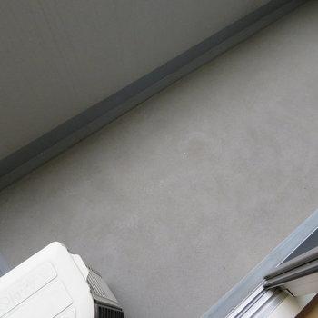 バルコニー(※写真は7階の同間取り別部屋のものです)