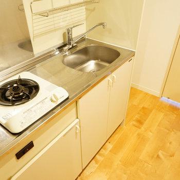 キッチンは水栓交換して使いやすく◎