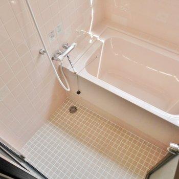 風呂は大きな窓もあります。※写真は、前回撮影時のもの