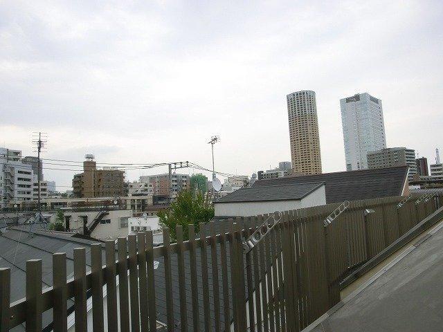 春秋に富む 3号室(東京都目黒区)...