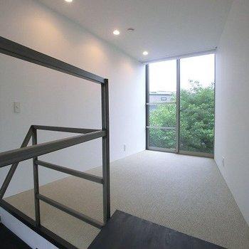 3階はこんな感じ。※写真は別部屋です
