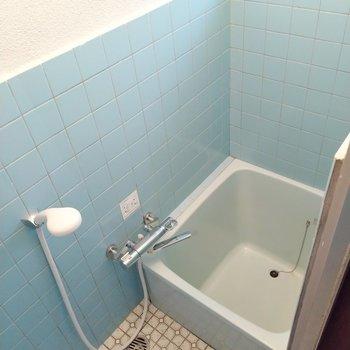 お風呂はコンパクト。シャワー派は問題ないかな?