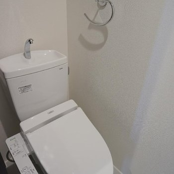 トイレもかっこよく。