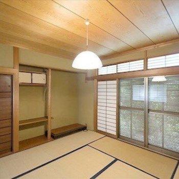 京旅館に住まう。