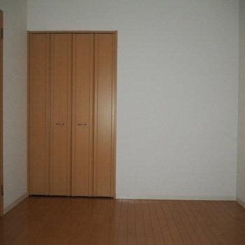 二人分の寝室スペースにぴったりですね※写真は前回募集時のものです