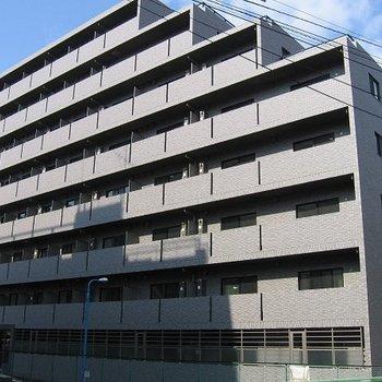 ルーブル高田馬場弐番館