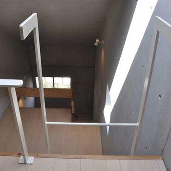 空間としての広さが半端ではない※画像は別室です