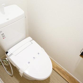 トイレも新品ですよ◎