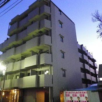 ルーブル東武練馬