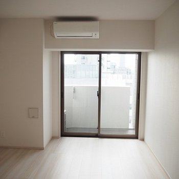 日当たりが良いです。※写真は別室、同タイプになります。