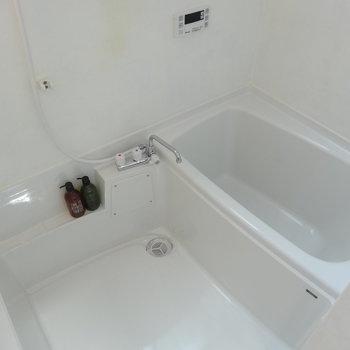 お風呂もシンプルに