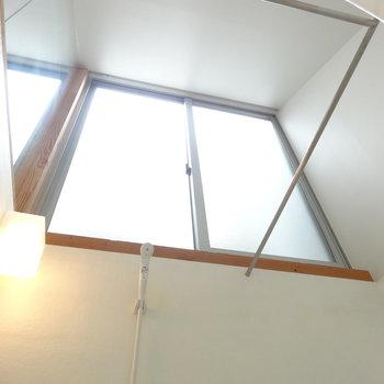 天井は高い!! ※写真は前回募集時のものです