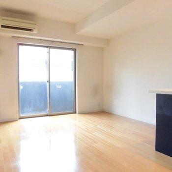 ゆったりなお部屋の広さ※写真は別室、間取り反転です
