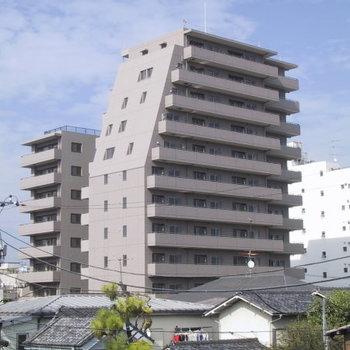 ジ・アパートメント ヒルトップ中野