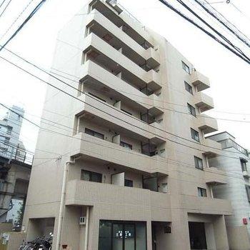 菱和パレス横浜壱番館