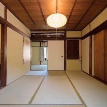 花ある京都の古民家