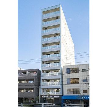 JUタワーフロントKINSHICHO