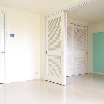 扉のデザインも素敵・・・♥