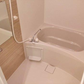 お風呂もきれい。※写真は前回募集時のものです