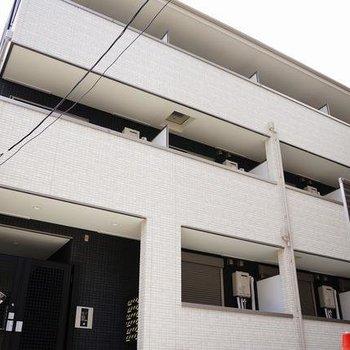 高円寺アパート