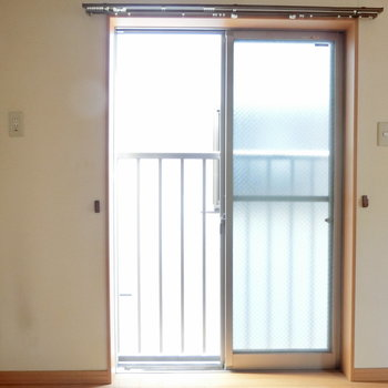 こちらにも窓が!!※写真は前回募集時のものです
