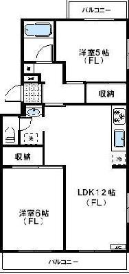 宮崎台Aマンション の間取り