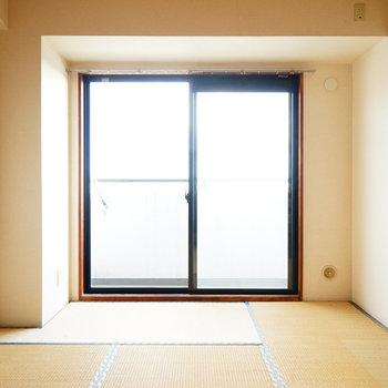 和室はもちろん無垢に!※写真は工事前です