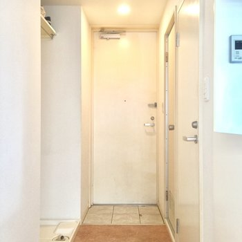 玄関もきれいです※写真は前回募集時のものです