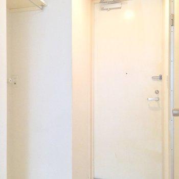 室内洗濯機置き場もありますよ〜※写真は前回募集時のものです