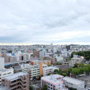 名古屋の景色を独り占め!