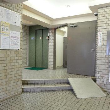エレベータ〜