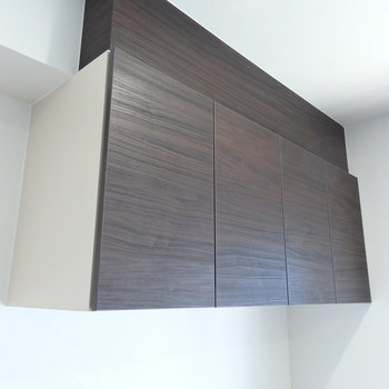 キッチン上部吊り棚