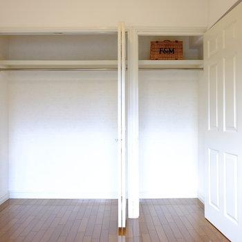 5.5帖のお部屋にはこの大きさの収納