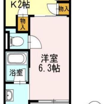 家具の配置に迷わない、長方形の間取りがステキ