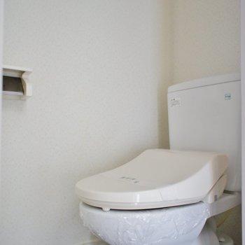 トイレも個室!※写真は前回募集時のものです。